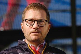Andreas Seidl, McLaren