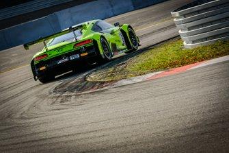 #2 Belgian Audi Club Team WRT Audi R8 LMS GT3: Charles Weerts, Christopher Mies