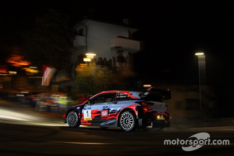 Thierry Neuville, Huyndai i20 Coupè WRC