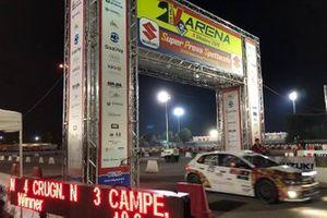 Andrea Crugnola, Pietro Elia Ometto, HK Racing, Volkswagen Polo GTI R5