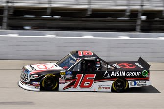 Austin Hill, Hattori Racing Enterprises, Toyota Tundra Hino, AISIN Group