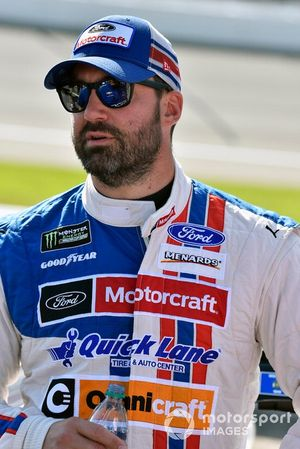 Paul Menard, Wood Brothers Racing, Ford Mustang Master Techs/Quick Lane Tire & Auto Center