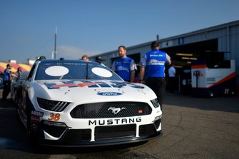 David Ragan, Front Row Motorsports, Ford Mustang MDS Transport