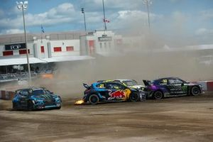 Andreas Bakkerud, Monster Energy RX Cartel, Timmy Hansen, Team Hansen MJP, Liam Doran, Monster Energy RX Cartel