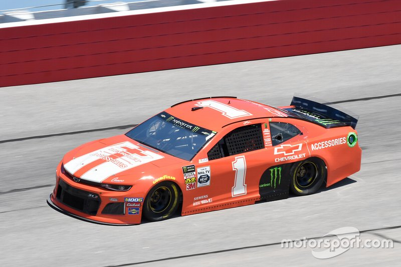 7. Kurt Busch, Chip Ganassi Racing, Chevrolet Camaro