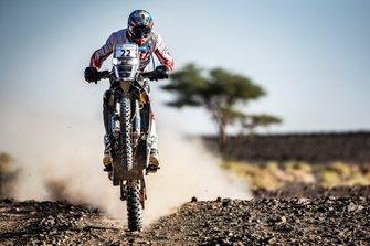Си-Эс Сантош, Hero Motosports Team Rally, Hero 450 Rally (№22)