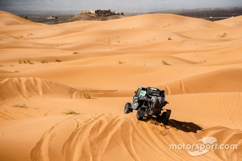 Reinaldo Varela e Gustavo Gugelmin, Can-Am Maverick X3 - FIA World Cup for Cross-Country Rallies 2019