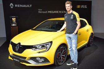 Nico Hulkenberg, Renault Megane R.S. trophy