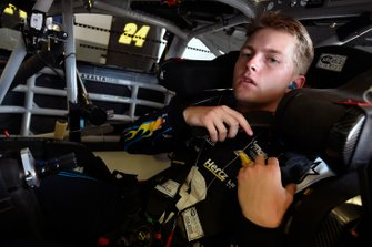 William Byron, Hendrick Motorsports, Chevrolet Camaro Axalta Patriotic