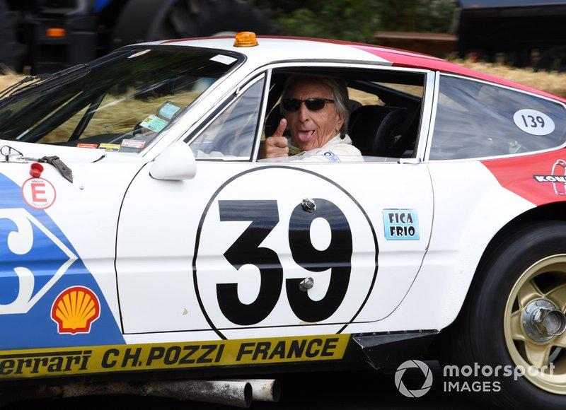Ferrari Daytona Derek Bell