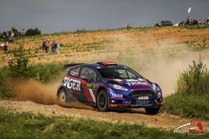 Tomasz Kasperczyk, Damian Syty, Ford Fiesta R5, Rally Elektrenai, RSMP