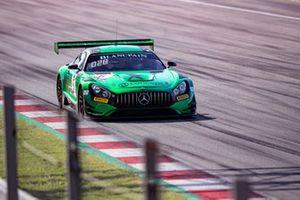 #6 Black Falcon Mercedes-AMG GT3: Hubert Haupt, Patrick Assenheimer, Davide Fumanelli