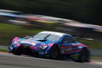 #6 Le Mans Lexus LC500: Kazuya Oshima, Kenta Yamashita