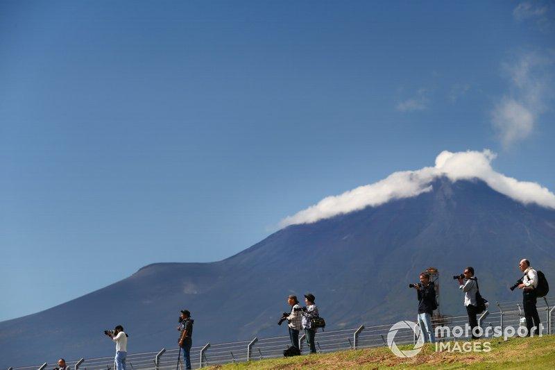 Fan al Fuji Speedway