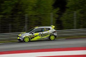 Tomasz Magdziarz, Renault Clio IV Cup