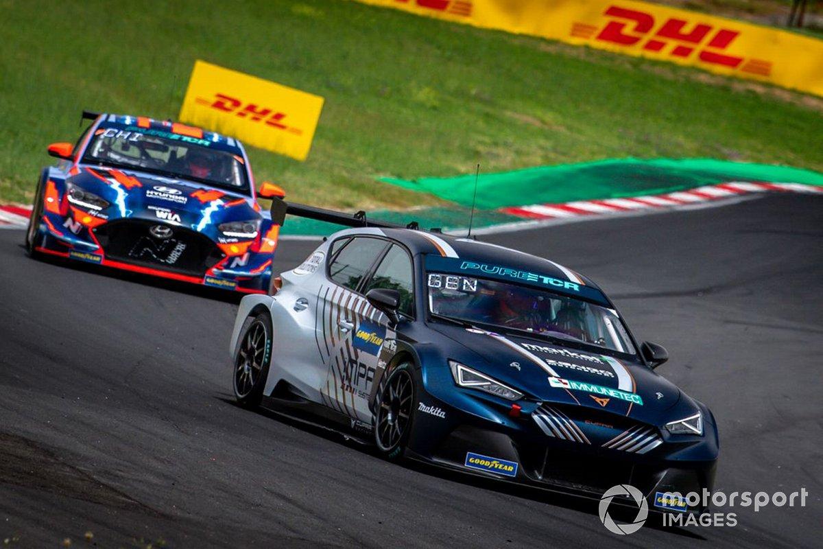 Jordi Gené, Zengő Motorsport X CUPRA, Cupra e-Racer
