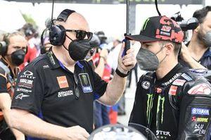 Maverick Vinales, Yamaha Factory Racing, Silvano Galbusera