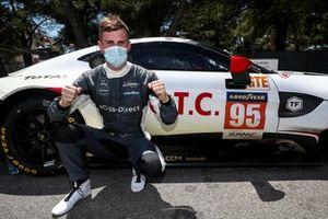 #95 TF Sport Aston Martin Vantage AMR: Ross Gunn,
