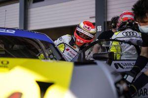 #14 Audi Sport Italia, Audi R8 LMS GT3 Evo: Daniel Mancinelli, Vito Postiglione