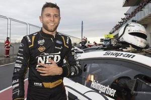 Race winner Andre Heimgartner, NED Racing, Ford Mustang