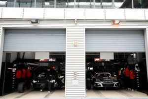 Sophia Flörsch, Abt Sportsline Audi R8 LMS GT3, Kelvin van der Linde, Abt Sportsline Audi R8 LMS GT3