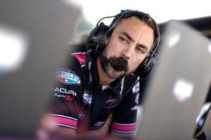 #60 Meyer Shank Racing w/Curb-Agajanian Acura DPi: Olivier Pla, Dane Cameron, ingegnere