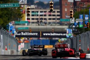 Scott Dixon, Chip Ganassi Racing, Will Power, Team Penske Chevrolet