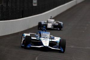 Sage Karam, Dreyer & Reinbold Racing Chevrolet, Graham Rahal, Rahal Letterman Lanigan Racing Honda
