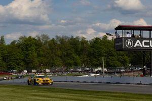 1. GTD: #96 Turner Motorsport BMW M6 GT3, GTD: Robby Foley, Bill Auberlen