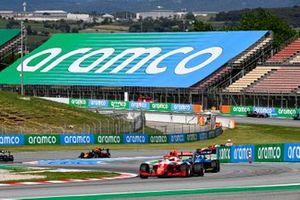 Olli Caldwell, Prema Racing, Victor Martins, MP Motorsport
