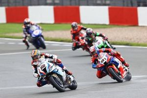 Michael van der Mark, BMW Motorrad WorldSBK Team, Leon Haslam, Team HRC