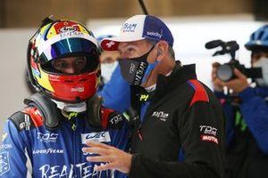 #70 Realteam Racing Oreca 07 - Gibson: Loic Duval, Esteban Garcia,