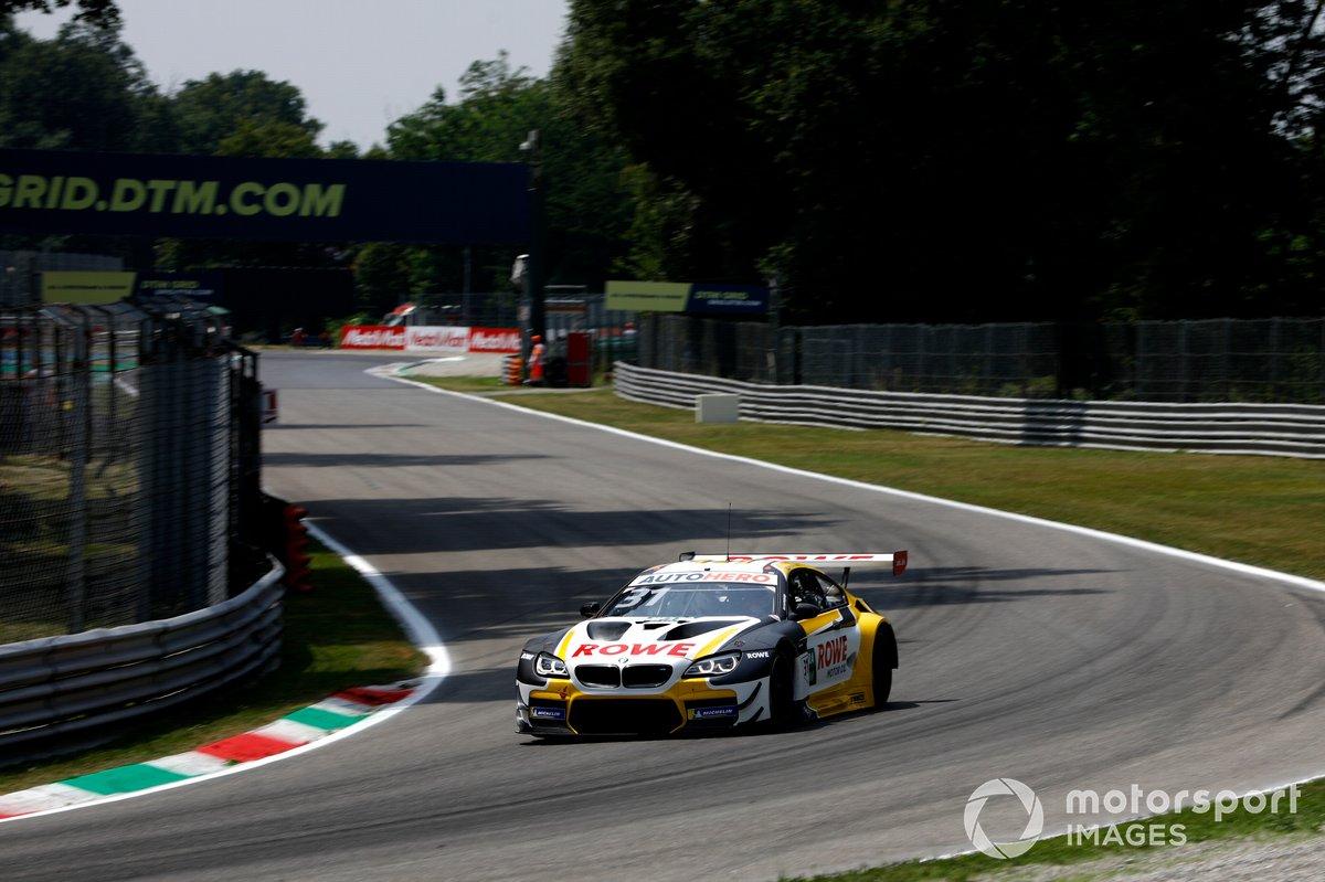 Sheldon van der Linde, ROWE Racing BMW M6 GT3