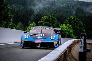 #661 Team Parker Porsche 911 GT3-R