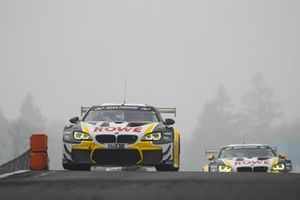 #98 ROWE Racing BMW M6 GT3: Connor De Phillippi, Martin Tomczyk, Marco Wittmann