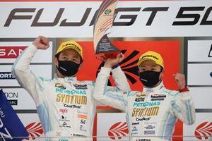 Hiroki Yoshimoto, Shunsuke Kono, #60 SYNTIUM LMcorsa GR Supra GT