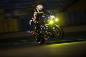 #121 Falcon Racing: David Chevalier,Theo Eisen, Loic Millet