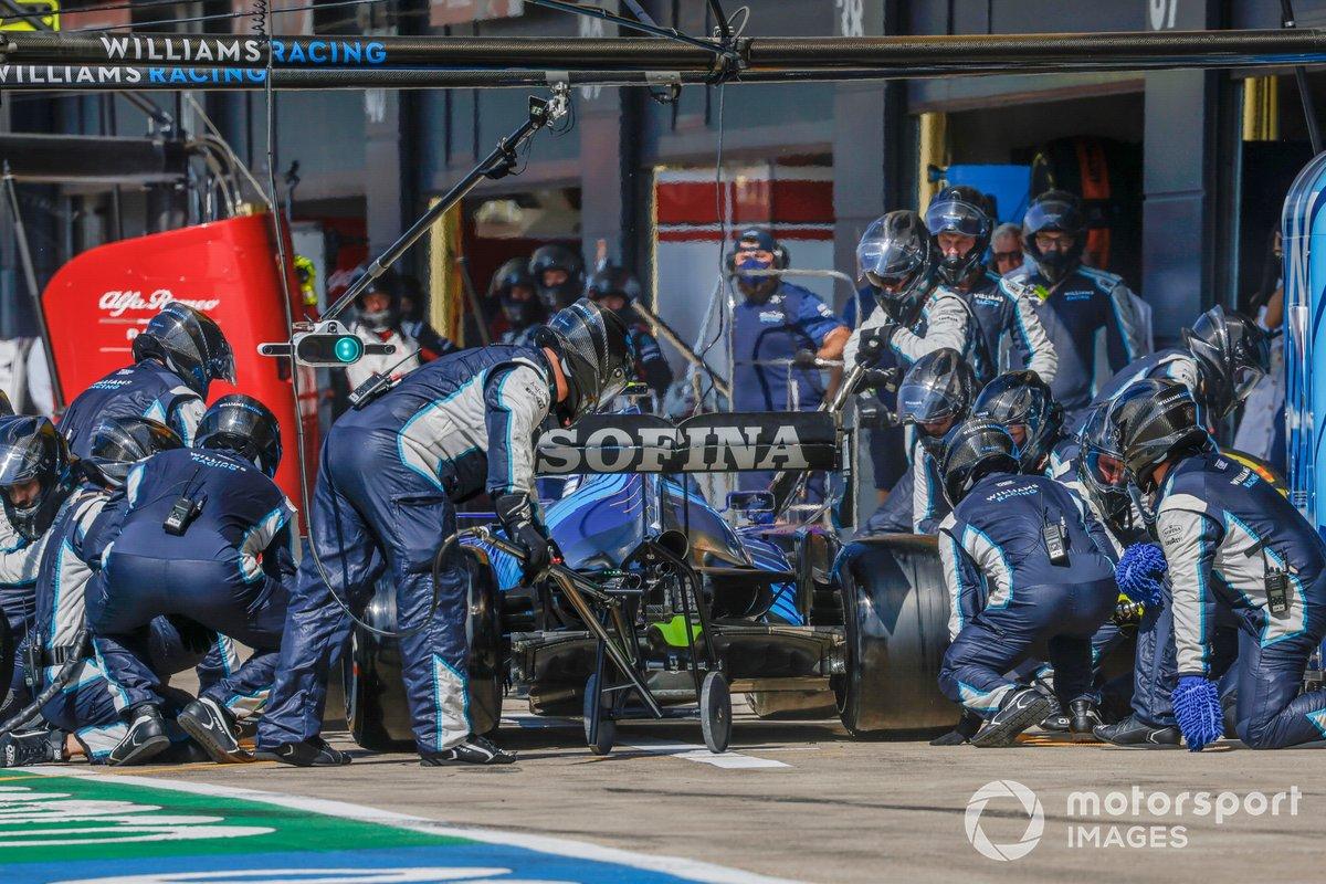 Silverstone: Nicholas Latifi (Williams)