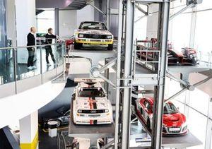 Stéphane Peterhansel, Édouard Boulanger, Audi Sport