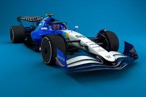 Williams 2022 F1 car