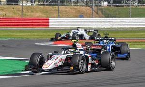 Theo Pourchaire, ART Grand Prix, Guanyu Zhou, Uni-Virtuosi Racing