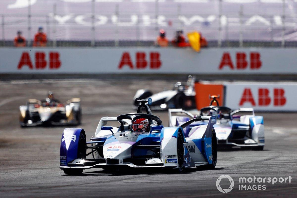 Maximilian Guenther, BMW I Andretti Motorsports, BMW iFE.21, Jake Dennis, BMW I Andretti Motorsport, BMW iFE.21