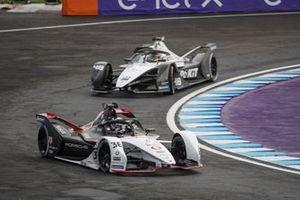 Andre Lotterer, Porsche, Porsche 99X Electric, Edoardo Mortara, Venturi Racing, Silver Arrow 02
