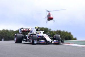 Mick Schumacher, Haas VF-21 Uralkali