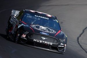 Anthony Alfredo, Front Row Motorsports, Ford Mustang Death Wish Coffee