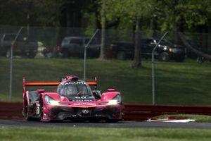 #60 Meyer Shank Racing w/Curb-Agajanian Acura DPi: Olivier Pla, Dane Cameron