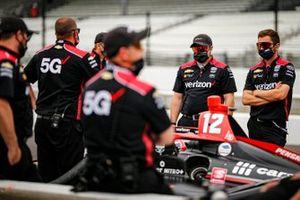 Will Power, Team Penske Chevrolet crew members