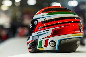 Casco di Piergiacomo Randazzo, AB Racing
