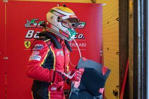 #27 Scuderia Baldini, Ferrari 488 GT3 Evo: Giancarlo Fisichella