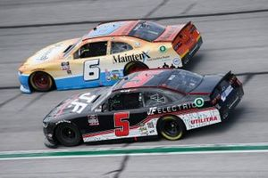 Matt Mills, B.J. McLeod Motorsports, Chevrolet Camaro J.F. Electric, Ryan Vargas, JD Motorsports, Chevrolet Camaro TeamJDMotorsports.com